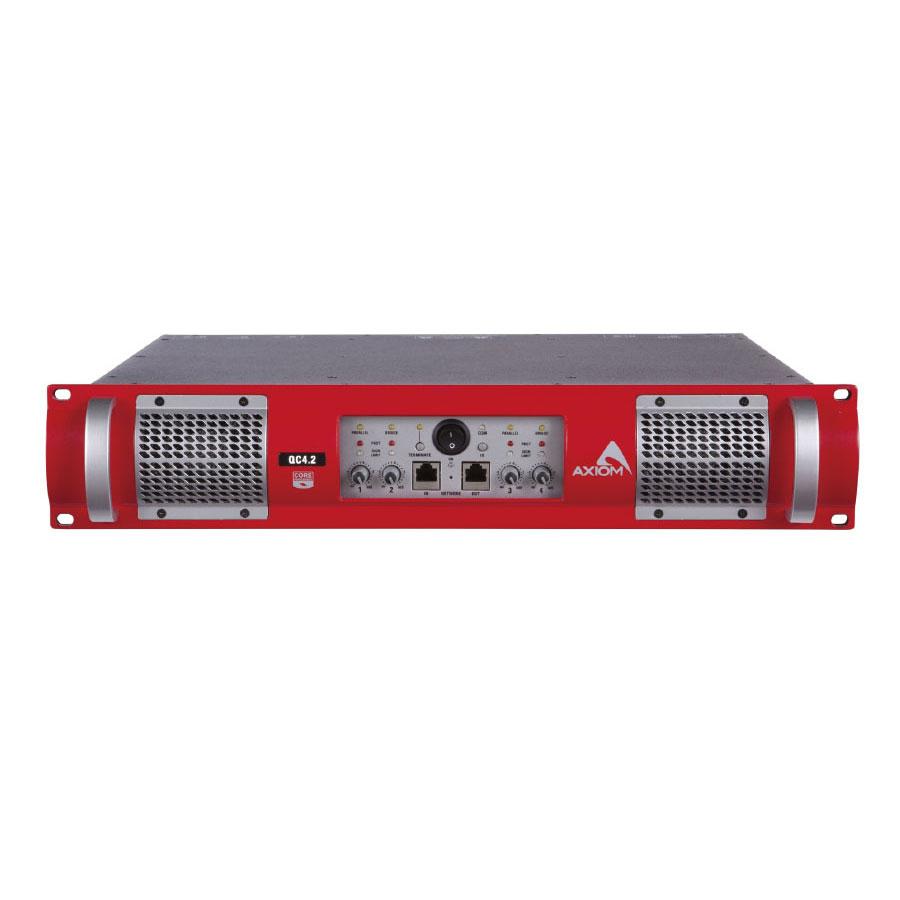 QC4.2 四通道DSP放大器
