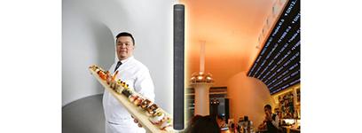 奥思美+日本料理 ——听、视、味觉新体验
