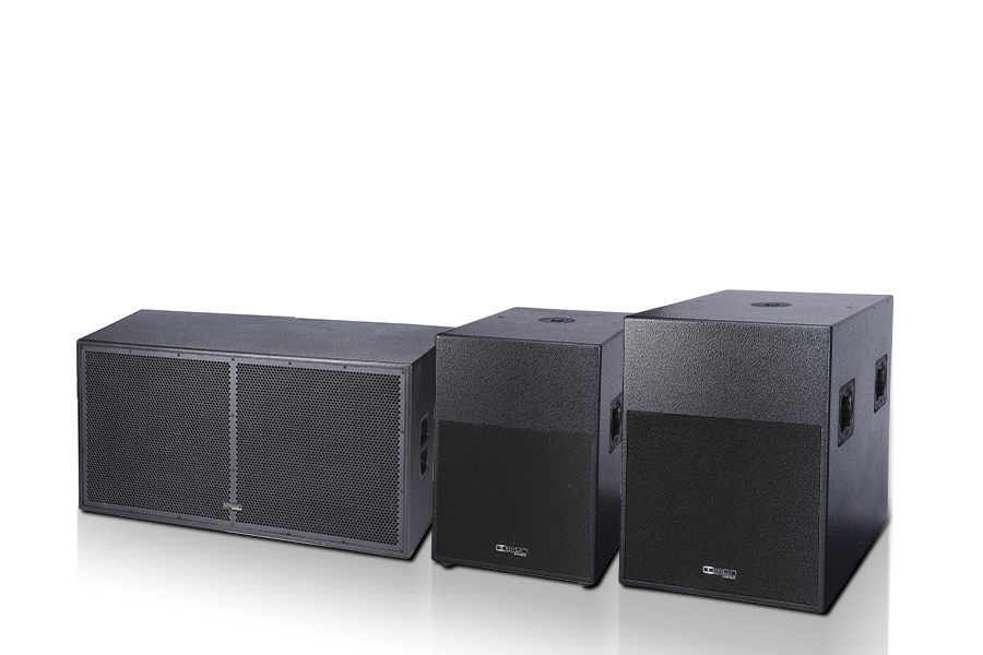 超低音音箱系列