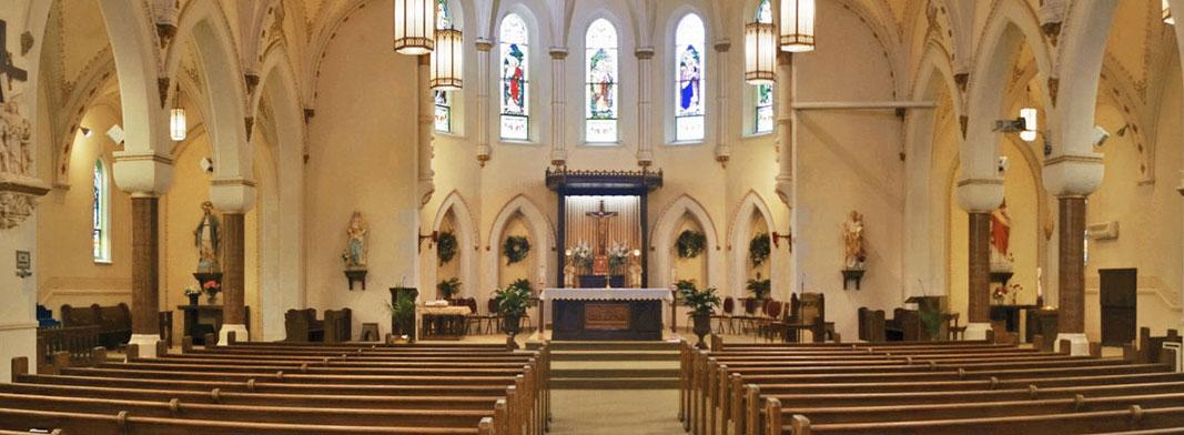 XILICA经典工程案例之加拿大圣特莱门特教堂