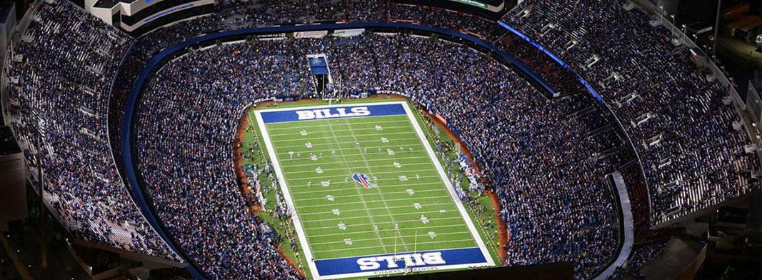 XILICA经典工程案例之纽约布法罗拉尔夫·威尔逊体育场