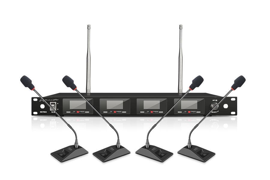 WCT804高端会议系统
