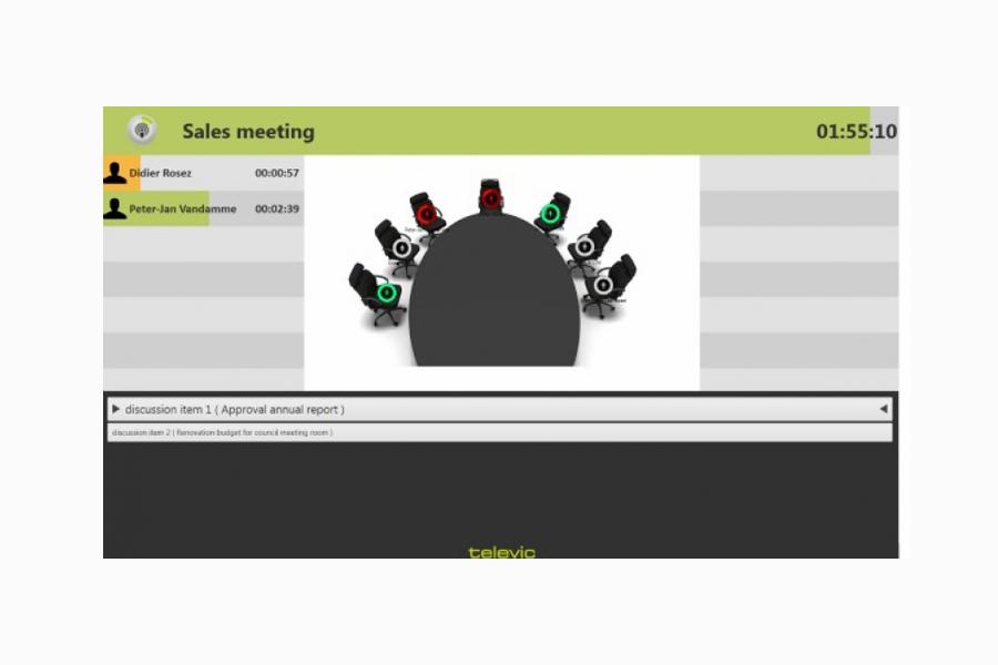 CoCon会议控制软件