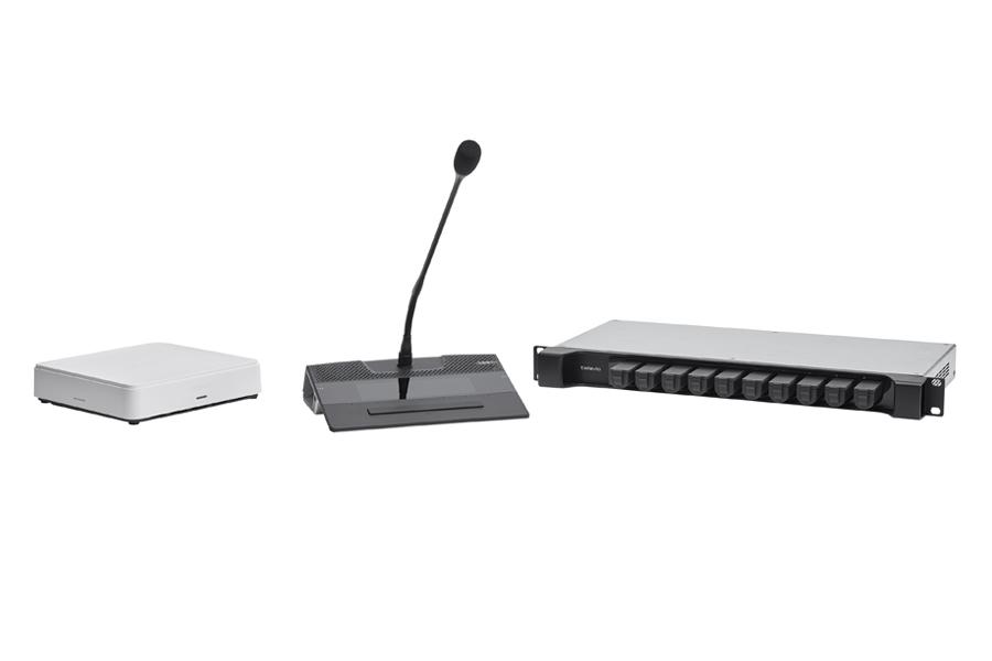 Confidea  FLEX G4无线会议系统