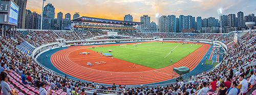 Wharfedale为重庆江津体育中心提供可靠的解决方案,点燃运动激情